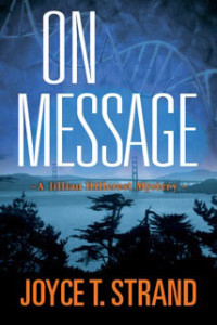 On Message by Joyce Strand - Book Cover image