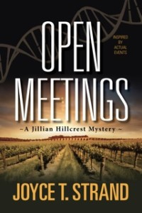 Open Meetings by Joyce Strand - Book Cover image