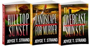 Brynn Bancroft Mysteries, by Joyce T. Strand